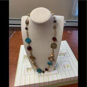NWT Premier Designs Canyon Necklace